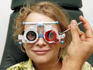 Coffs Harbour's children at risk of poor eye health