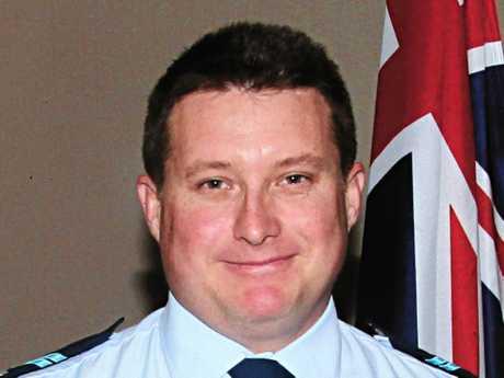 MEMORY: Senior Constable Brett Forte.