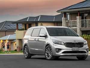 Updated Kia Carnival gains a new lease on family life