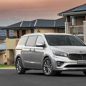 Updated Kia Carnival Gains A New Lease On Family Life Sunshine