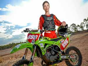 Zac's aim is on track for Aussie champs