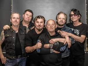 Rock legends to thrill Emerald