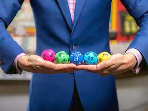 Magic million-dollar morning for Coast retiree lotto winner