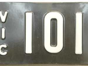 Three-digit number plate costs more than a new Ferrari