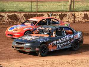 Brayden is on the Pacey at the state modified sedans titles