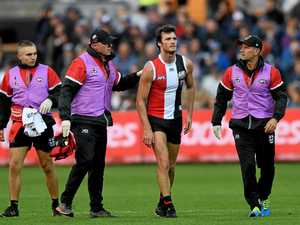 St Kilda defender to miss rest of season over heart concerns