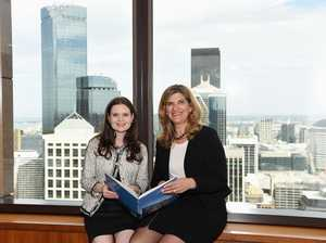 Mentors make sense in business world