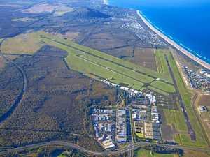 Airport survey flaw raises flood concerns