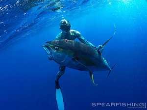 Safety is paramount underwater