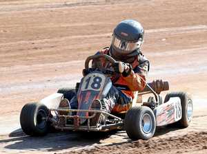 Our champs left without luck at SA karts title