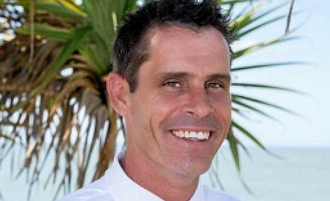 Sunshine Coast real estate agent Grant Cheatham.