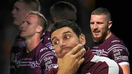 Trent Barrett has moved Jackson Hastings on after his bust-up with Daly Cherry-Evans.