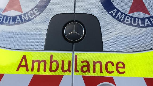There has been a two car crash at Goonellabah.