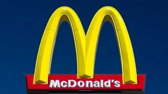 A woman was charged after failing a roadside drug test in the Lismore McDonalds drive-thru.