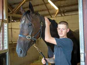 Apprentice can't wait for his first race ride