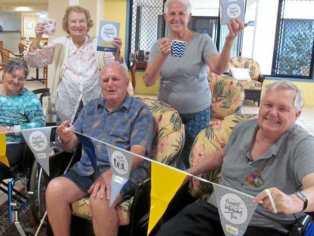 Australia's Biggest Morning Tea attracts supporters at Ashmore Retirement Centre