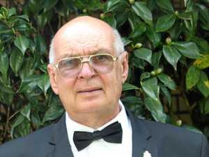Veteran says volunteering is no solo performance