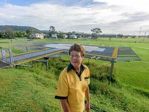 Helipad campaign moves to parliament