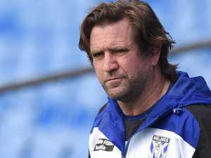 Dogs, Hasler reach settlement over contract stoush