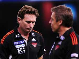 We were let down by Essendon: Hird