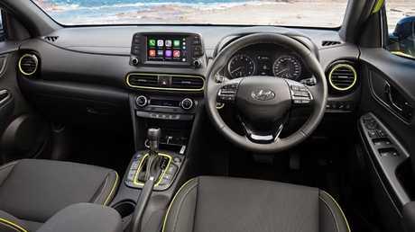 Supplied Cars Hyundai Kona Highlander