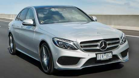 C-Class Edition C: About $6000 off the full price