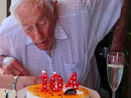 Top Australian scientist Dr David Goodall is choosing to end his life at the age of 104. Picture: AAP Image/Exit International