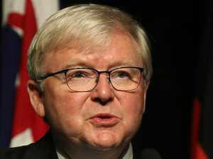 ABC 'sorry' over Rudd reporting blunder