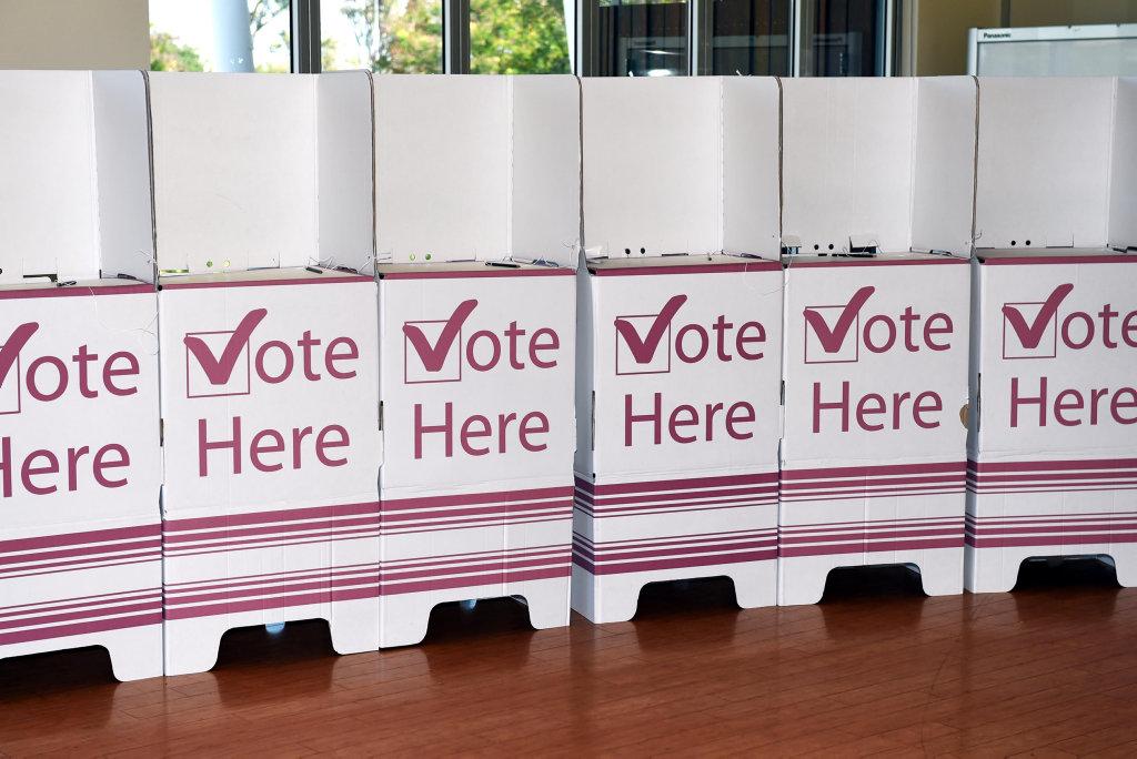 The Fraser Coast Mayoral vote -
