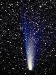 HALLEY'S COMET: Was seen right before the Battle of Hastings.