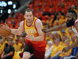 Utah Jazz implodes as Ingles puts in a poor one