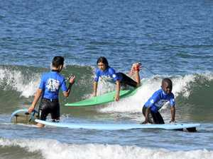 SurfGroms program targets landlocked kids