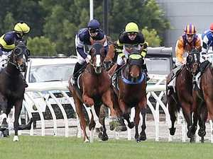 Parish hurt in Flemington fall