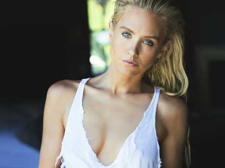 Australian actress Nicky Whelan now lives in LA and is married to an NFL player. Picture: Rosanna Faraci