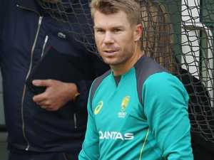 'Humbled' Warner speaks out on Top-End tour
