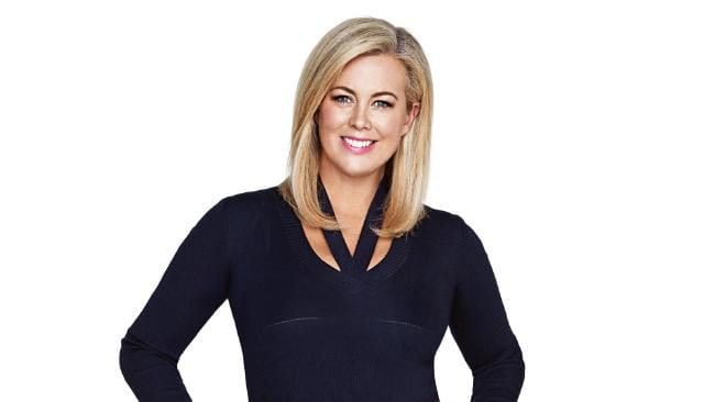"""Samantha Armytage: """"I enthusiastically, as a hardworking taxpayer of this country of ours, uphold its values (honesty, mateship, no BS and a fair go) and even I'm confused."""" (Pic: Steven Chee for Stellar)"""