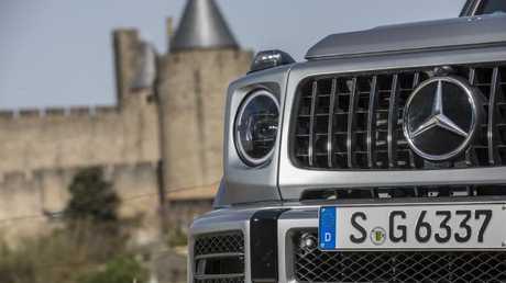 Die neue Mercedes-Benz G-Klasse & der neue Mercedes-AMG G 63 Lan