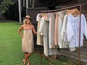 Yeppoon woman's sustainable clothing brand leaving no trace