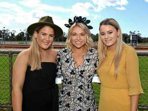 GALLERY: Frocks and fascinators galore at Rocky race day
