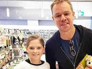 Matt Damon leaves fans starstruck in unexpected store