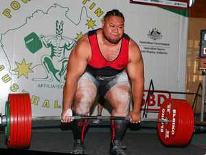 North Queensland Games lifters smash records in Proserpine