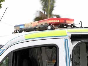 Man injured in motorbike crash near Warwick