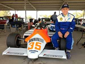 Formula Fords take to the track at Morgan Park