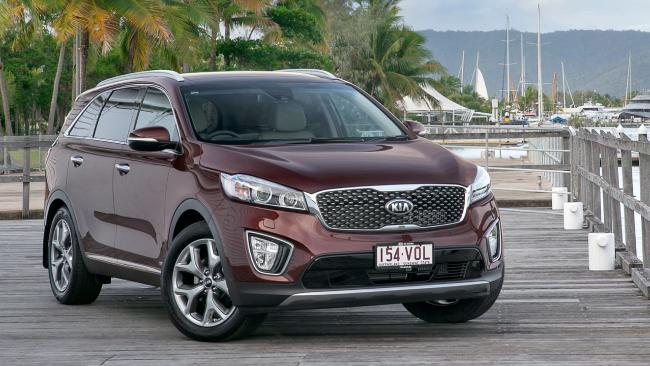 Kia Sorento: Dealer reckoned upgrades were available ... now they're not