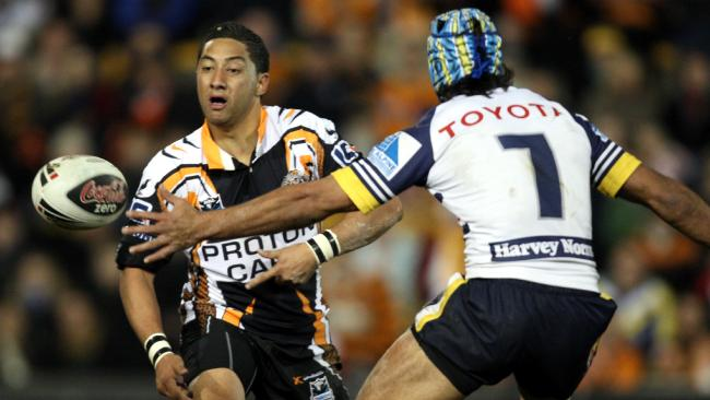Benji Marshall and Johnathan Thurston will face off again at Leichhardt Oval.