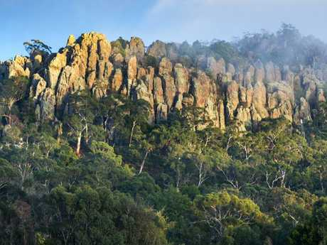 Hanging Rock is located in Victoria.