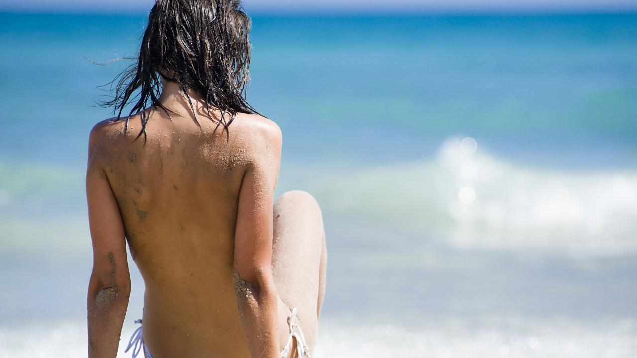 An app that's similar to Airbnb has just launched for people who prefer to holiday in the nude.
