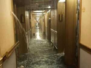 Carnival Dream turns into nightmare