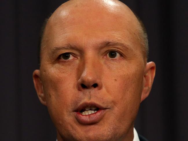 Peter Dutton's warning as new people smuggling ring smashed