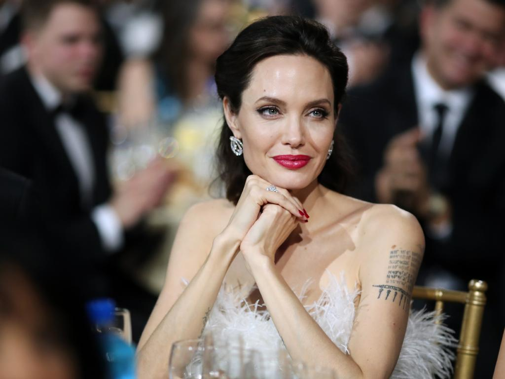Actress Angelina Jolie had her breasts and ovaries removed due to the BRACA gene. Picture: Getty Images